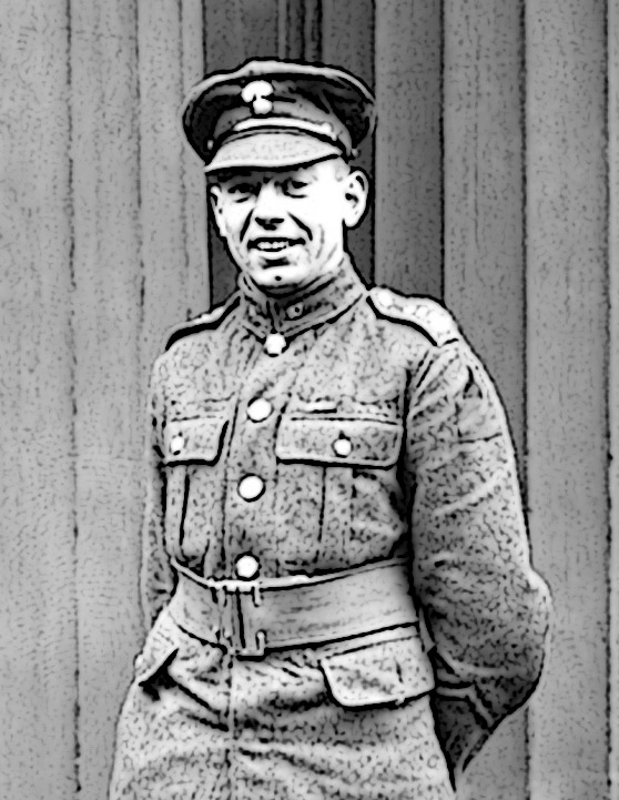 Pte John Francis Young