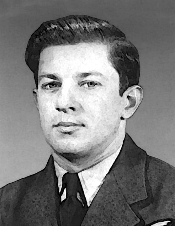 Pilot Officer Andrew Charles Mynarski